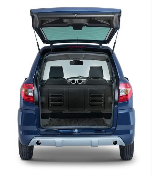 aixam crossover premium leichtkraftfahrzeug 45km h. Black Bedroom Furniture Sets. Home Design Ideas