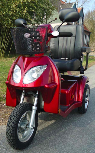 elektromobil seniorenmobil 15km h elektro rollstuhl. Black Bedroom Furniture Sets. Home Design Ideas