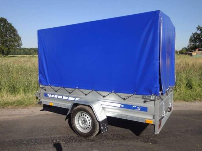 autoanhaenger neu kipper mehrzweckanh nger 750kg. Black Bedroom Furniture Sets. Home Design Ideas