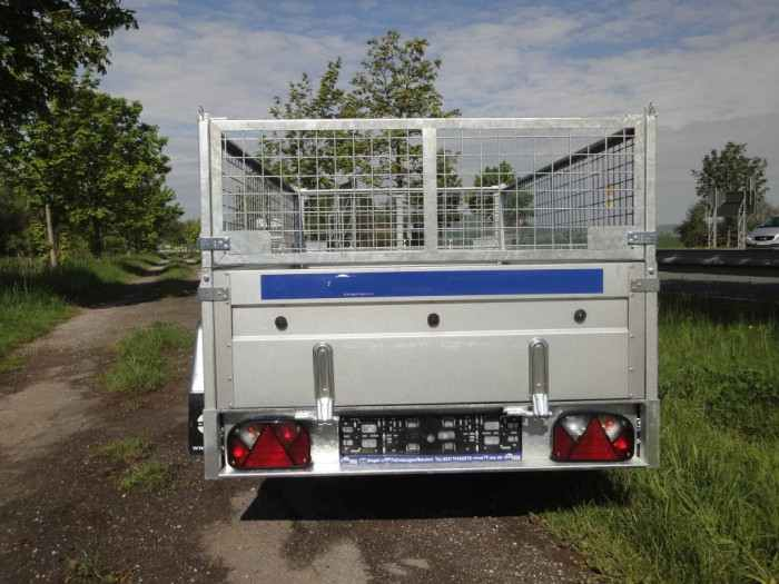 auto kipp anh nger pkw kipper anhaenger 750 kg. Black Bedroom Furniture Sets. Home Design Ideas