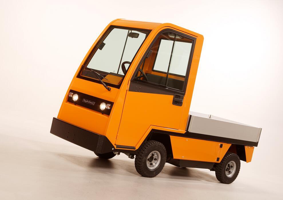 hamal elektrofahrzeug typ 850 mit plattform f r 800 kg traglast ladefl che 1 0 x 1 6 m 100. Black Bedroom Furniture Sets. Home Design Ideas