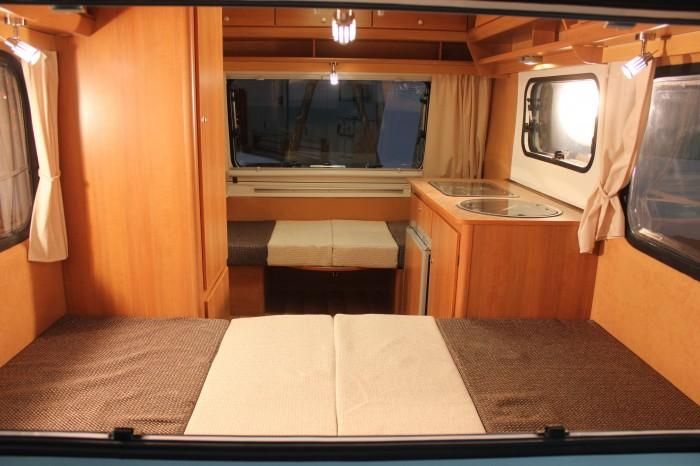 kleiner wohnanh nger mini campingwagen schutzdach. Black Bedroom Furniture Sets. Home Design Ideas