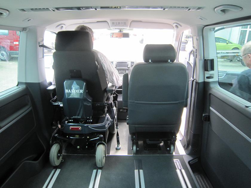 rehamobile selbstfahrer m glich vom rollstuhl in den